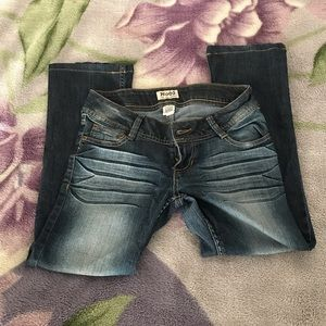 Cute, comfy jeans from Mudd